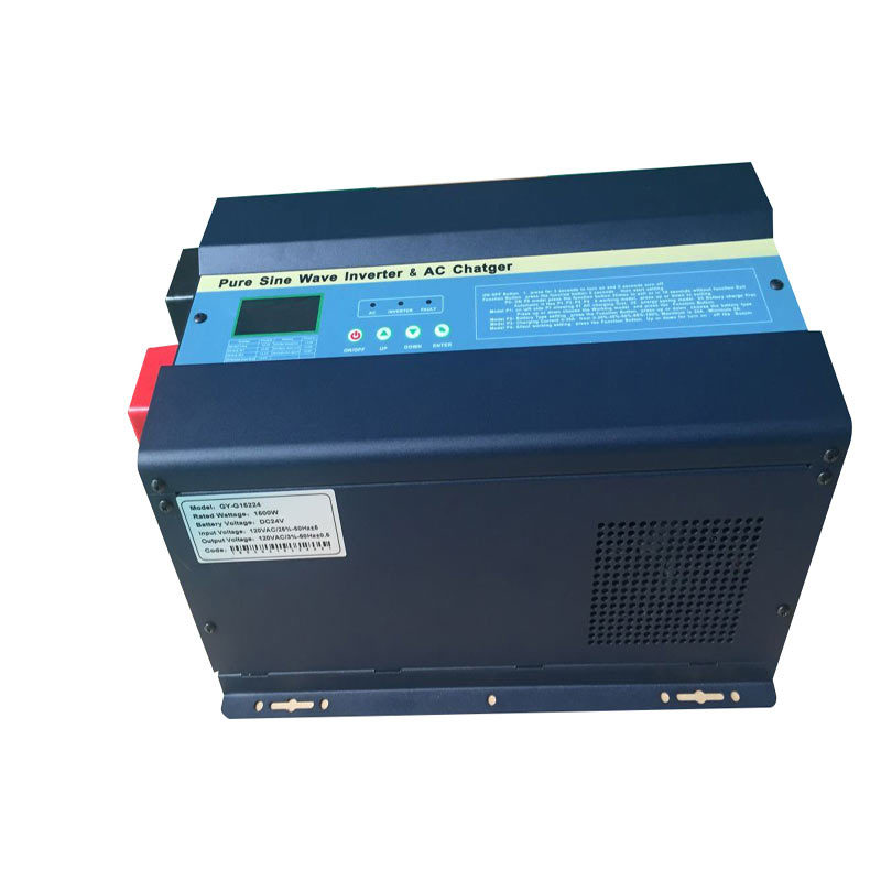 Low frequency off-grid pure sine wave solar 2000w power inverter with charge