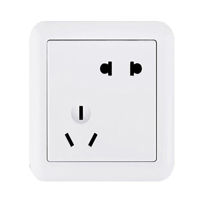Five hole socket 10A