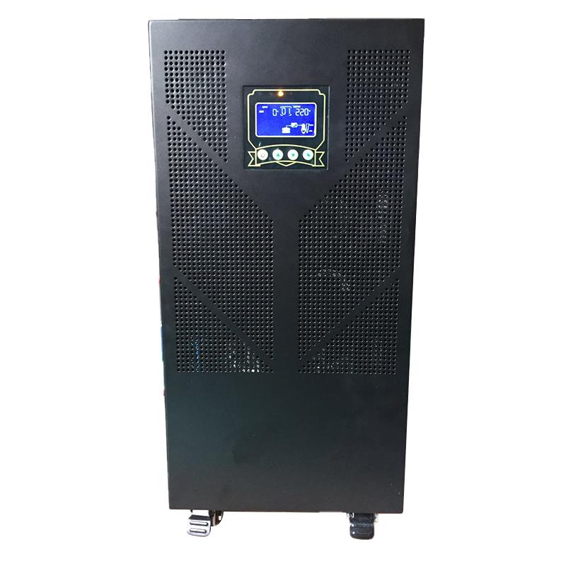 Smart online UPS with IGBT technology NETCCA BE10KVA96V7000W