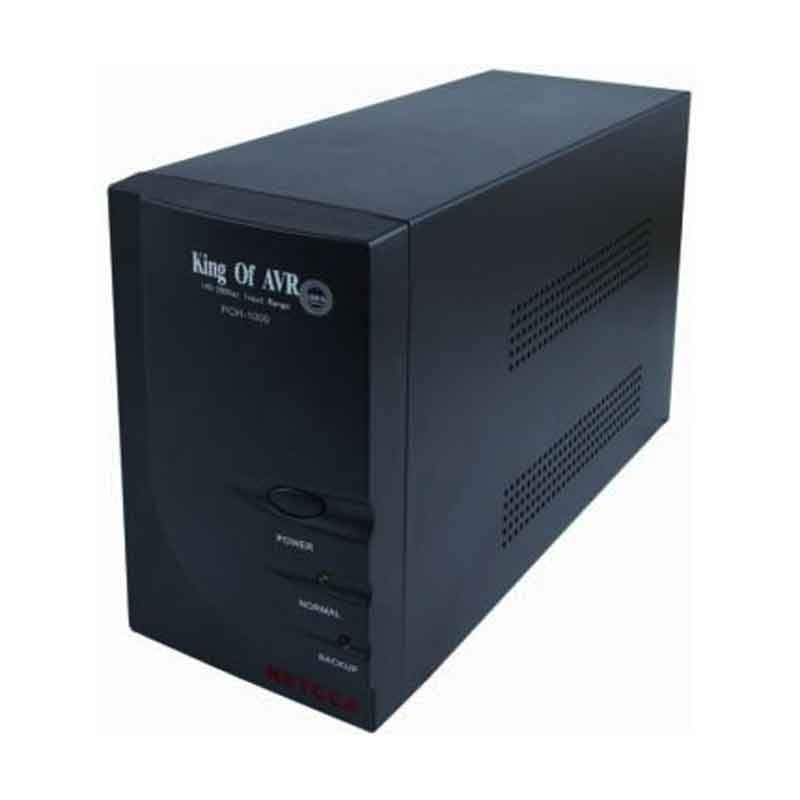 Square wave backup UPS  OEM uninterruptible power supply NETCCA PCH1000VA